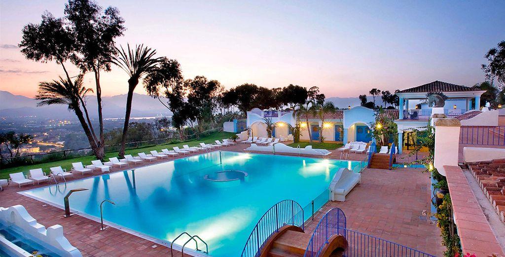 Hôtel haut de gamme en Italie avec Voyage Privé