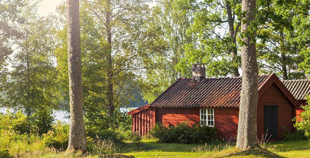 Circuit Authentique en Suède pour du tourisme vert