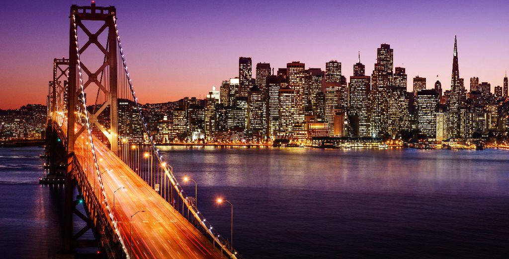 De Los Angeles à San Francisco