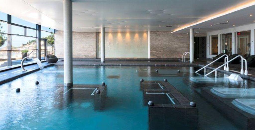 Prêt pour un séjour placé sous le signe de la relaxation ?  - Spa Marin du Val André Thalasso Resort 4* Pléneuf-Val-André