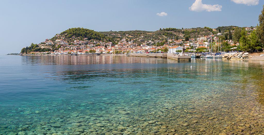 Bon voyage en Grèce !