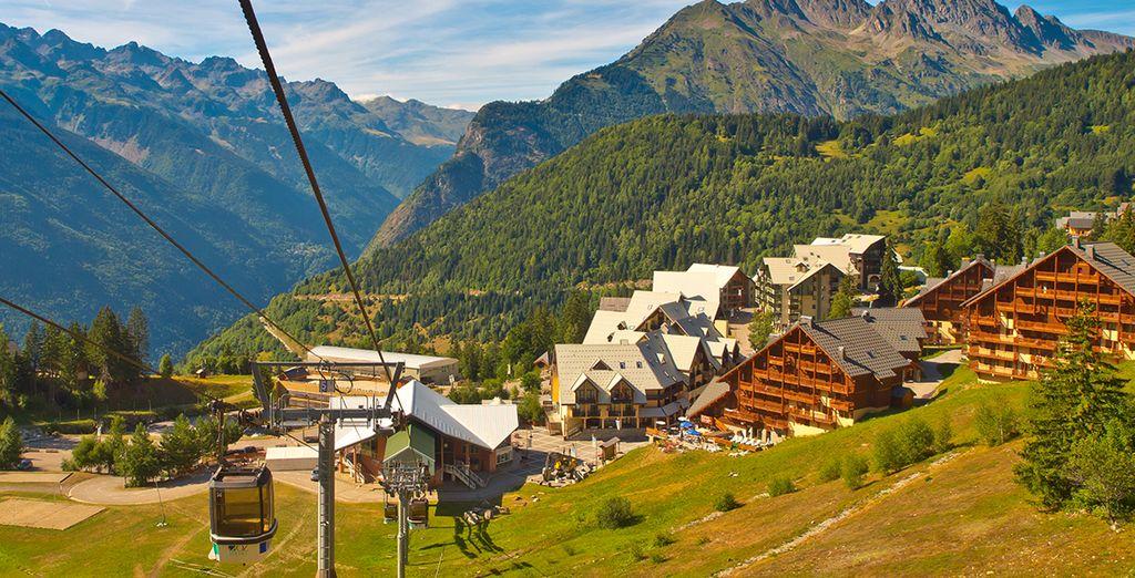 Bon séjour à l'Alpe d'Huez
