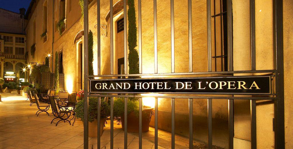 Un hôtel 4*...