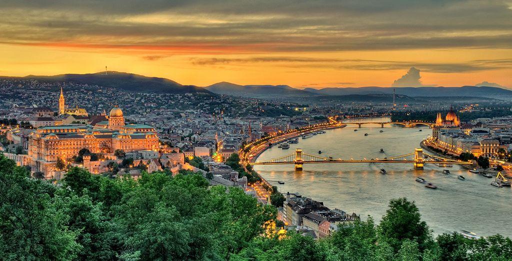 Que faites-vous pour les vacances ? - Hôtel Aquincum 5* Budapest