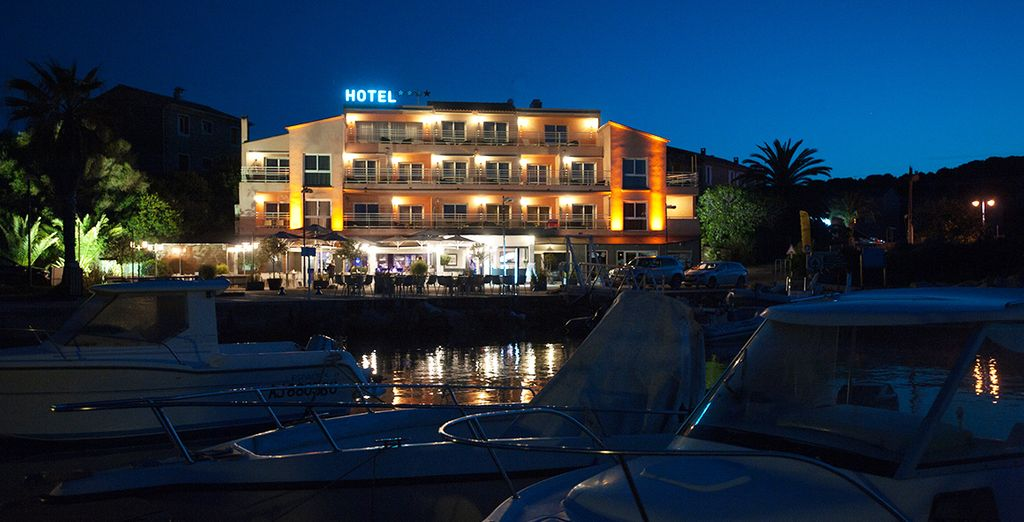 L'hôtel Le Golfe 4* Piscine & Spa Casanera vous accueille... - Hôtel le Golfe Piscine & Spa Casanera 4* Serra Di Ferro
