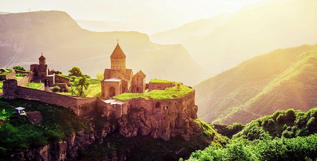 Bienvenue dans un autre monde, en Arménie !