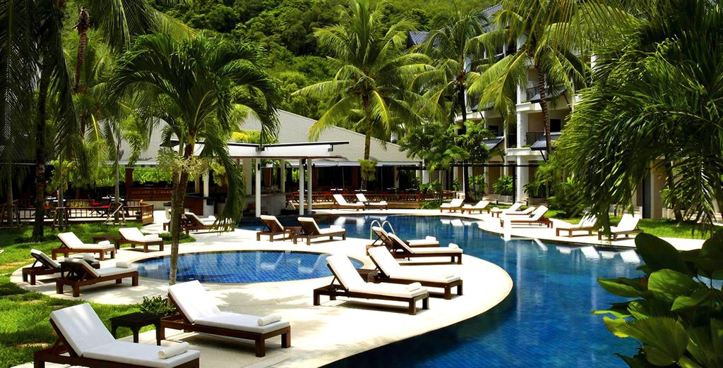 En plein cœur de la Thaïlande, à Phuket plus exactement