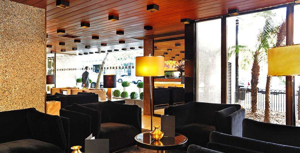 Un hôtel 5* contemporain