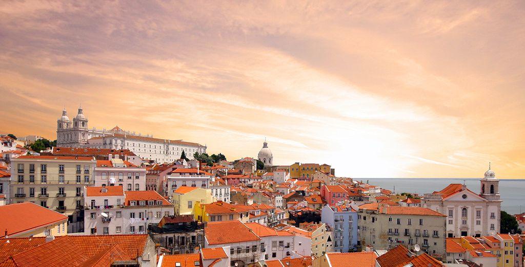 Que diriez-vous de faire une escapade dans une capitale de charme ? - Altis Grand Hotel 5* Lisbonne