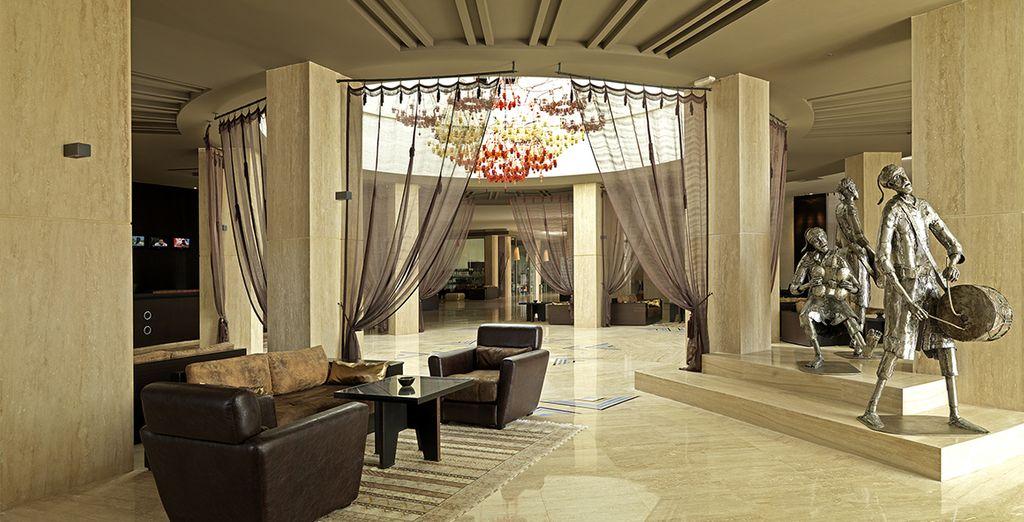 Découvrez une ambiance luxueuse et design