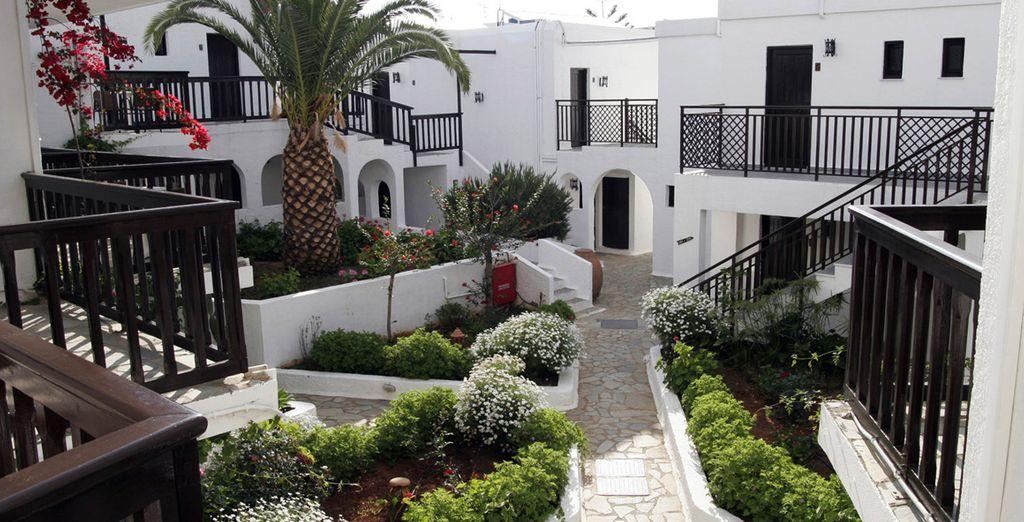 Bienvenue à l'hôtel Hersonissos Maris 4*
