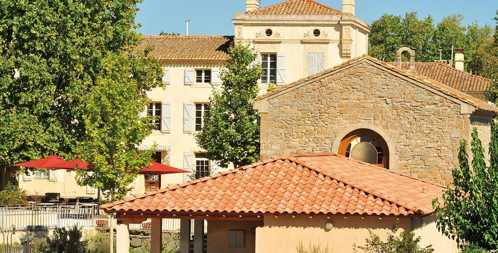 Une résidence de charme - Le Château de Jouarres Azille