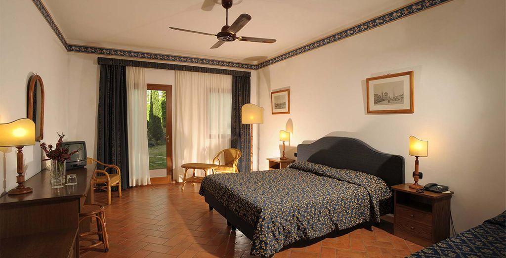 Séjournez dans une chambre Classic idéale pour vous reposer