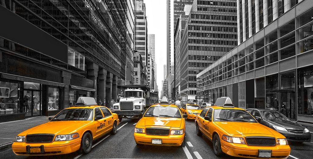 Pour finir votre séjour en beauté, offrez-vous une extension magique à New York !