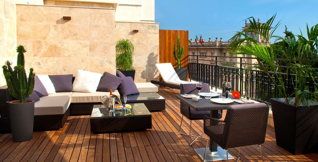 Bienvenue au Berg Luxury Hotel 4* - Berg Luxury Hotel 4* Rome
