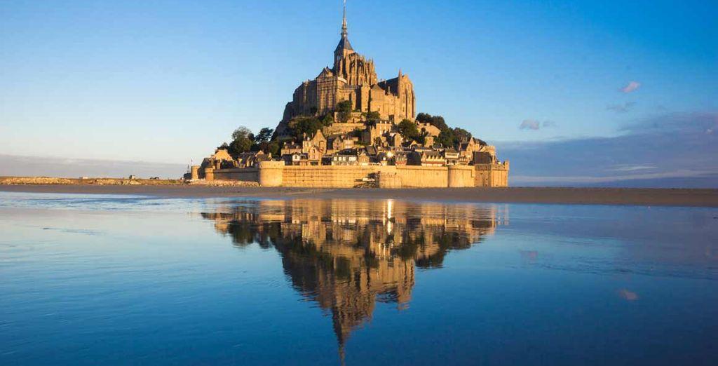 Comme le Mont Saint Michel