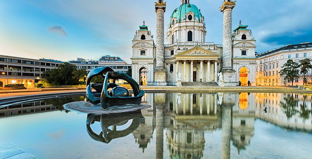 Laissez-vous emporter par la magie de Vienne