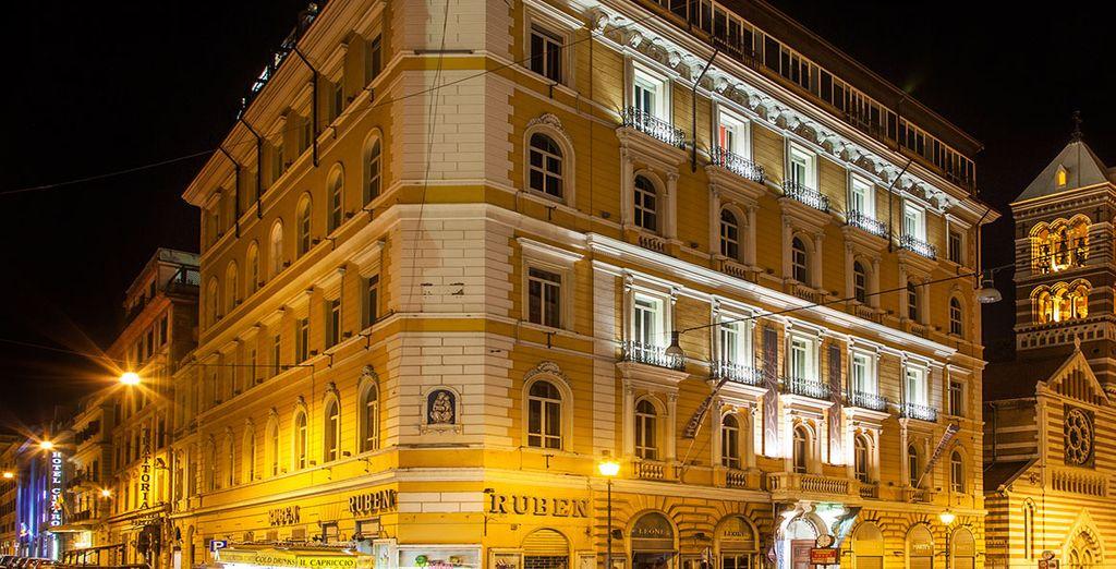 Et découvrez toute l'élégance de l'hôtel La Griffe  - Hôtel La Griffe Roma MGallery by Sofitel 5* Rome