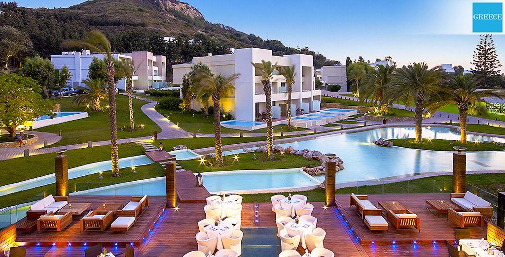 Craquez pour une échappée belle et luxueuse au Garden Suite Rodos Palace 5*