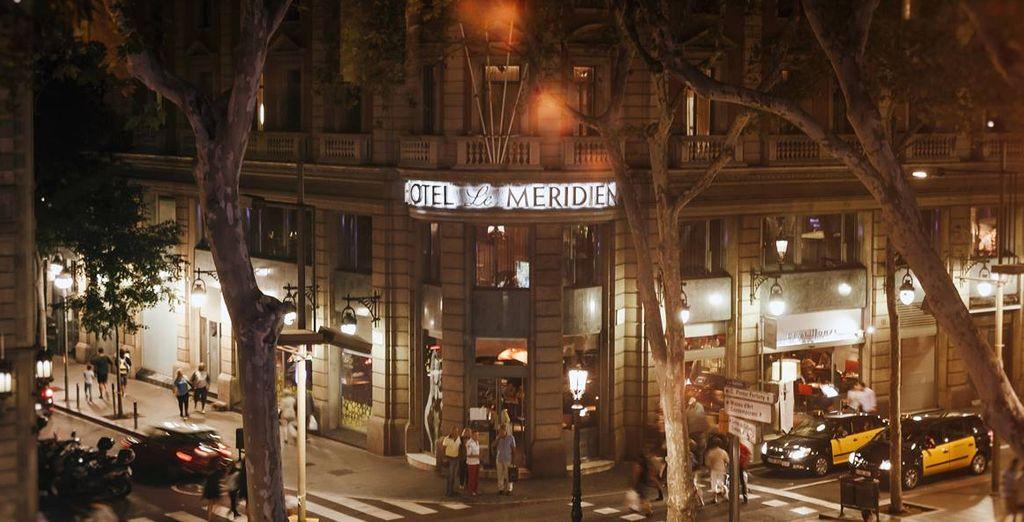Au Méridien Barcelona 5*