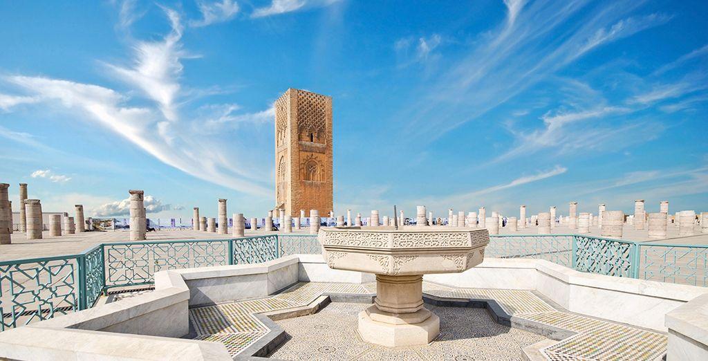 Et ensuite à Casablanca, la blanche