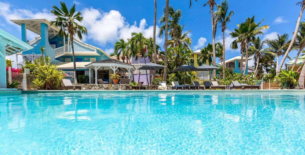 Envolez-vous pour Saint-Martin ! - La Playa Orient Bay Boutique-Hôtel Saint Martin