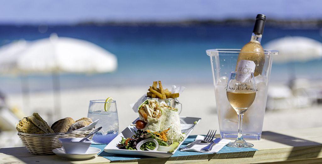 La Playa Orient Bay vous accueille pour un moment détente