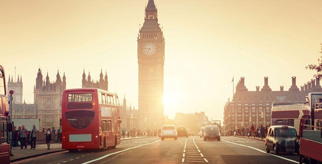 Envie d'un city break à Londres ? - Hôtel Danubius Regent's Park 4* Londres