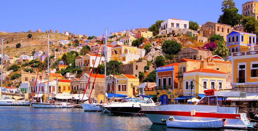 Et d'admirer toute l'authenticité de la Grèce