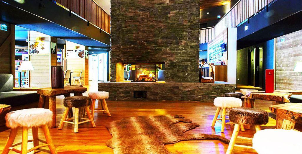 Bienvenue au Marmotel, au cœur de la Vallée de l'Ubaye... - Hôtel Marmotel Pra-Loup