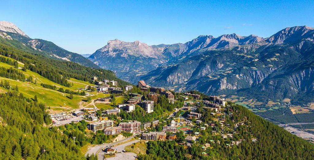 Excellent séjour dans les Alpes du sud !
