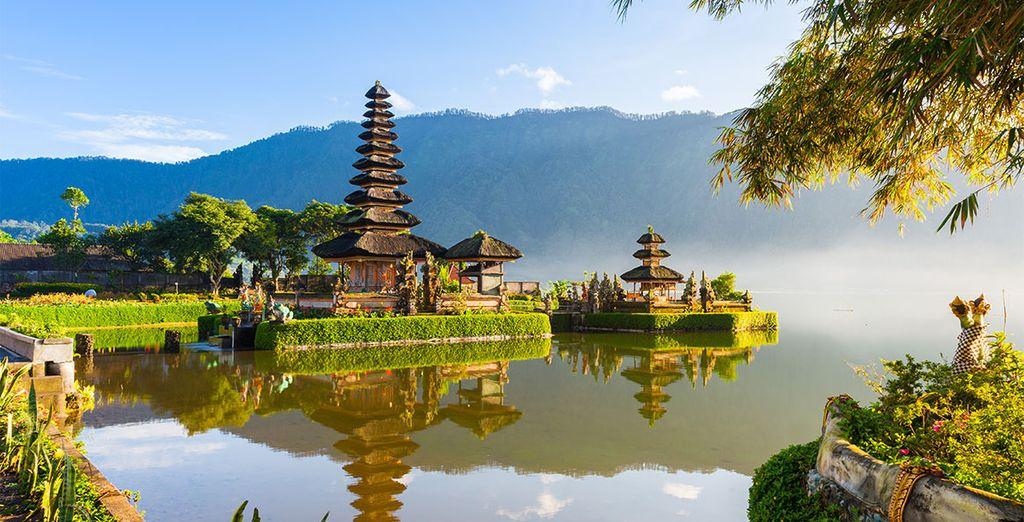 Prenez la direction de Bali pour vos prochaines vacances !