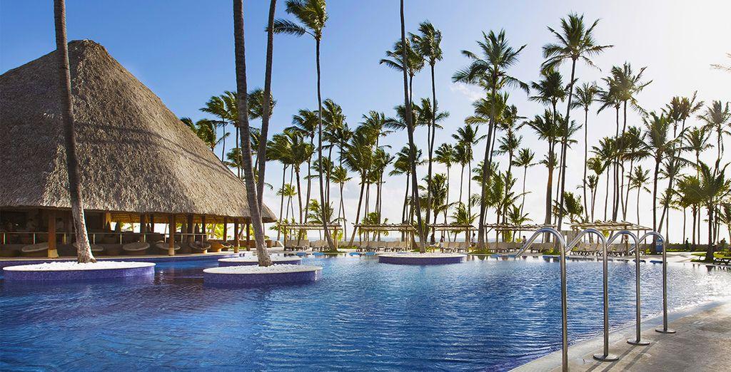 Bienvenue au Barcelo Bavaro Beach Resort - Hôtel Barcelo Bavaro Beach Resort 5* Punta Cana