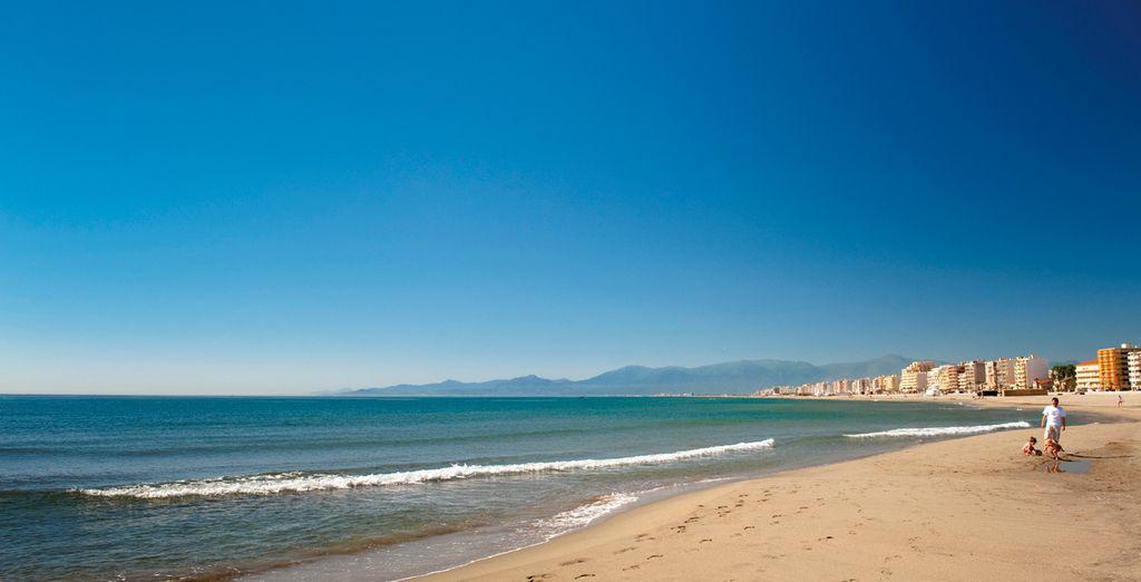 Partez à la découverte des environs et de ses 9 kilomètres de plage