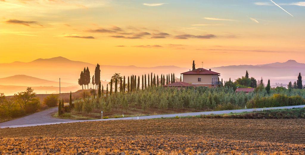 Avez-vous déjà cédé aux charmes de la Toscane ? - Grand hôtel & La Pace 5* Montecatini Terme