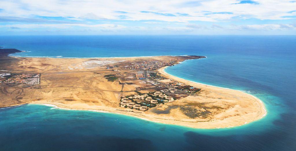Mais aussi visitez l'île grâce aux 3 excursions incluses
