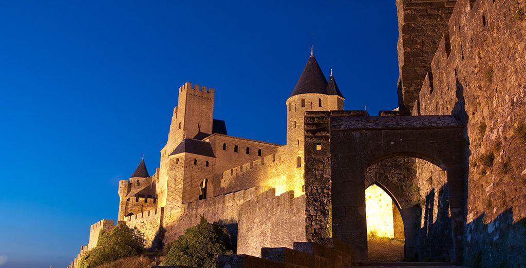L'espace de quelques jours reposants... - Hôtel du Soleil Le Terminus Carcassonne