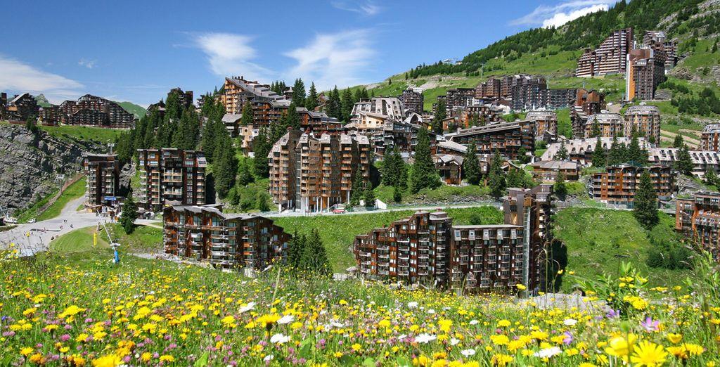 Direction la Haute Savoie...