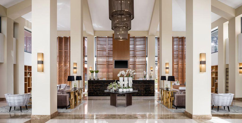 Des intérieurs luxueux... - Hôtel Sheraton Cascais Resort 5* Cascais