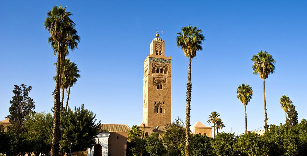 Ou en parcourant la Médina de Marrakech
