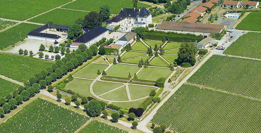 Prêt à découvrir un lieu d'exception ? - Château de Pizay 4* Saint Jean d'Ardières