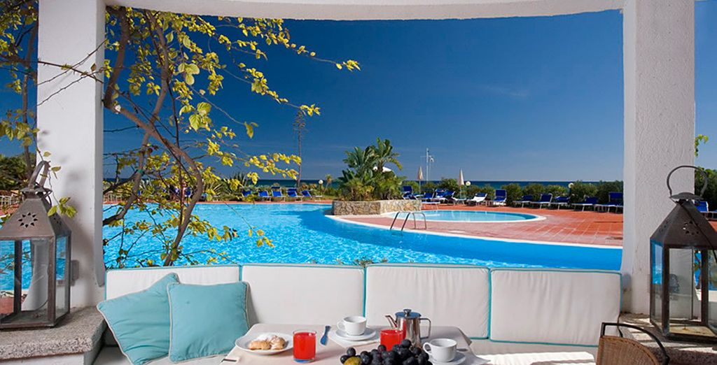 Bienvenue sous le soleil de Sardaigne !