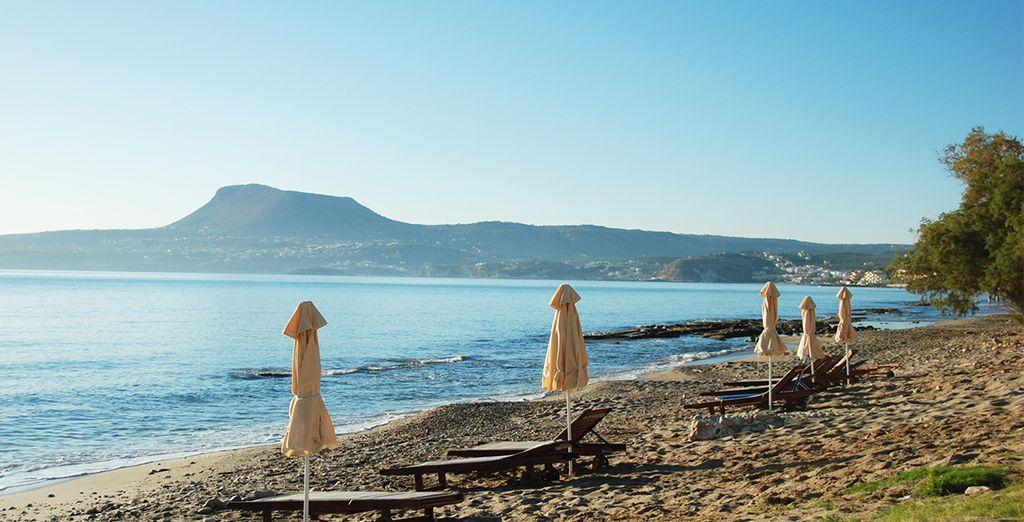 Offrez-vous un break en famille en Crète ! - Hôtel Kiani Beach Resort 5* Kalyves