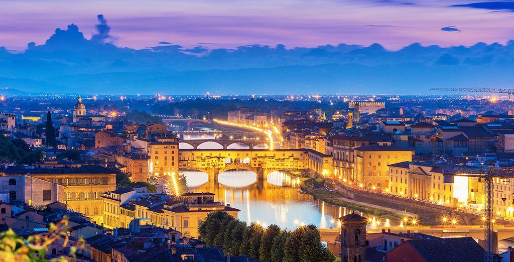 Bon séjour à Florence !