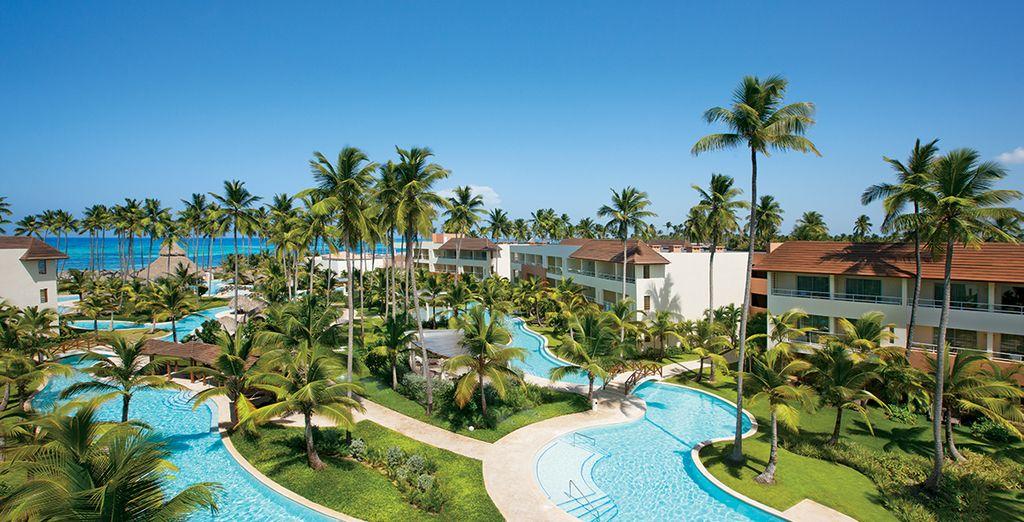 Ne rêvez plus... Rejoignez le Secrets Royal Beach Punta Cana 5* - Hôtel Secrets Royal Beach Punta Cana 5* Punta Cana