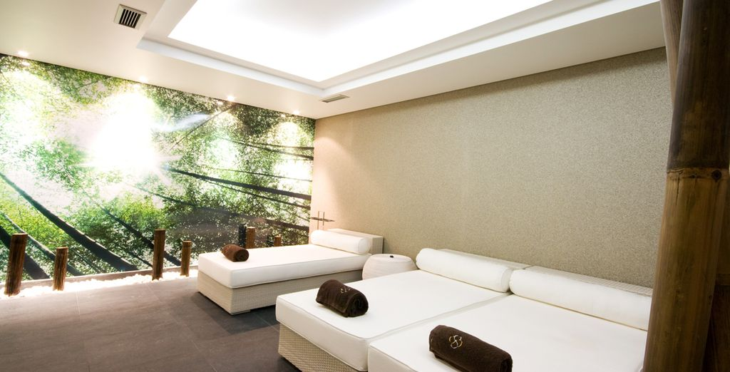 Allez vous détendre au cœur de l'espace relaxation