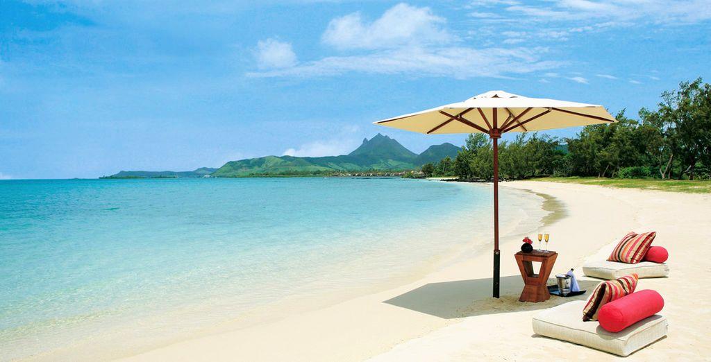 Et tel Robinson, passez de doux moment en toute intimité - Hôtel Anahita Golf et Spa Resort 5* Beau Champ