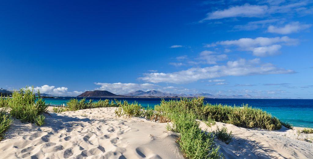 Suivez le soleil, partez pour les Canaries... - Hôtel Suite Atlantis Fuerteventura Resort 4* Corralejo