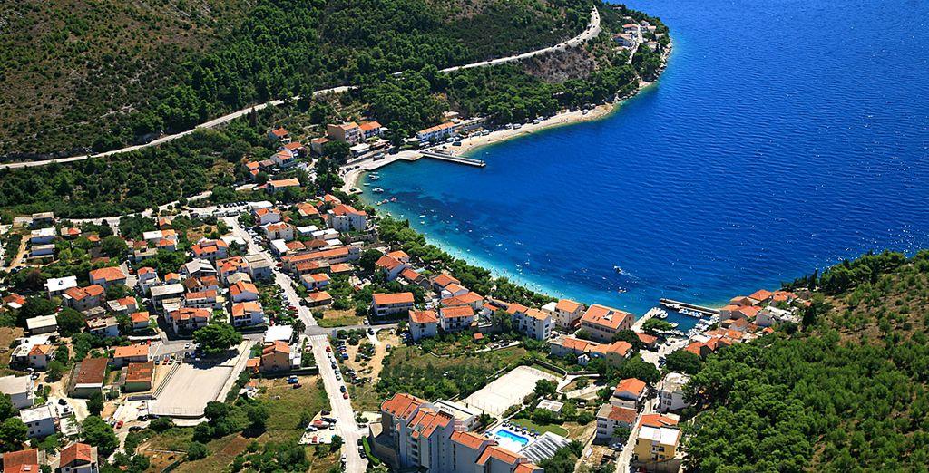 Envolez-vous pour la Croatie