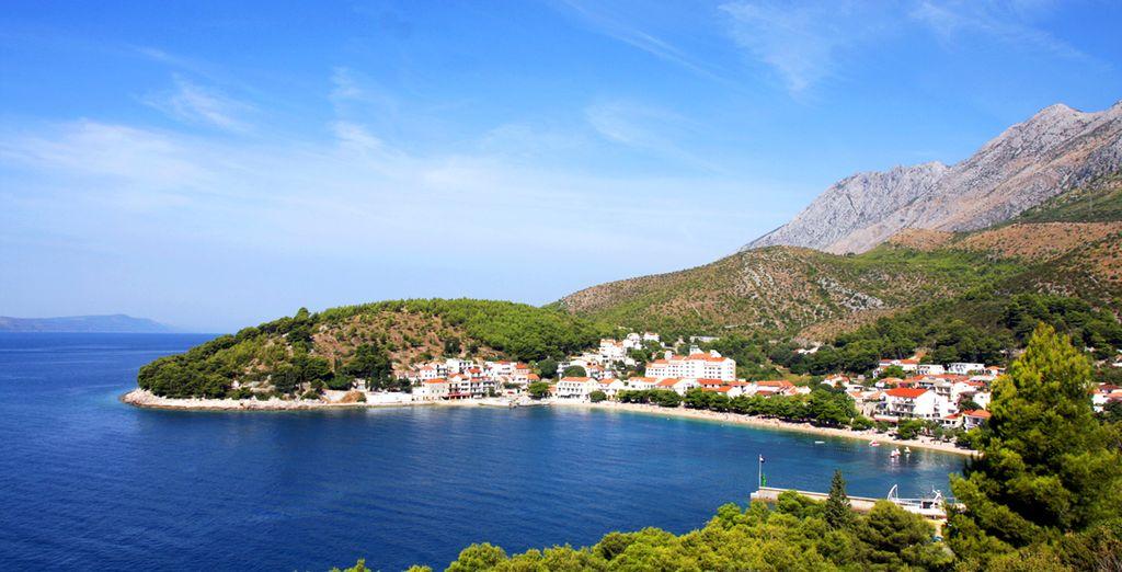 Laissez-vous charmer par la Riviera de Makarska !